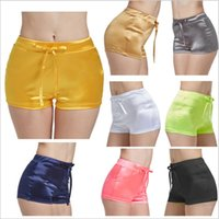 Wholesale High Waist Safety Pant - Summer Shorts Women High Waist Elastic Tights Slim Safety Pants Elegant Casual Leggings Fashion Yoga Sexy Clubwear Women's Clothing B2770