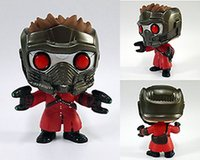 Funko POP Galaxy Guard 2 Tree Man Grout Starboy Destroyer Rocket Raccoon Boxed Handle Toy Atacado Frete Grátis