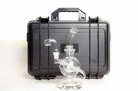 Wholesale Inch Ball - CCG Ball Rig with Quave Seed of life perc 8.5 inch height 14.5mm joint
