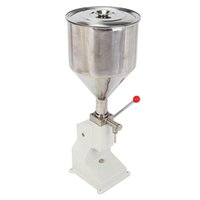 Wholesale Manual Liquid Filling Machines - Manual machine remplissage Filling 5-50ML Newest Design BSC-A03 Series 5~50ml Manual Liquid Filling Machine For Cream Shampoo And Cosmetic
