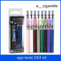 mejores baterías de cigarrillos electrónicos al por mayor-Ego-c giro CE4 batería de voltaje ajustable para CE4 EGO-T mejor e cig batería cigarrillo electrónico cigarrillo electrónico