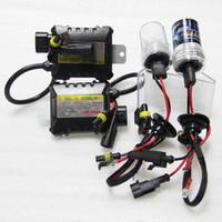Wholesale Slim Hid Fog Lights - 35W HID Xenon kit H1 H3 H7 H8 H9 H10 H11 9005 9006 High Quality Slim Ballast Single Bulb