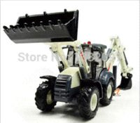 Wholesale Diecast Machines - New Arrival 1 : 50 Alloy Engineering Car Digging Machine Diecast Truck Model Boys Favorite Toys Diecast models