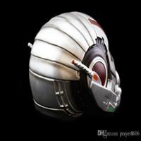 Wholesale Iron Man Movie Helmet - Halloween Cosplay Costume Antman Movie Resin Ant-Man Helmet Mask Batman Iron Man Helmet Full Face Adult Masks Free Shipping