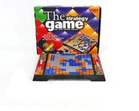 Gladiator Chess Desktop Games 2-4 People Blokus Box Puzzle Games Four Table Tours