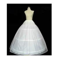 Wholesale Crinoline Skirts For Sale - Hot Sale Three Hoop Ball Gown Full Crinoline Petticoat for Women Wedding Skirt Wedding Accessories princess dress petticoat underskirt