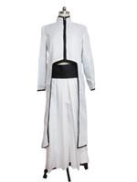 Wholesale Ulquiorra Costume - Bleach Ulquiorra Cifer Cosplay Costume Japanese Anime outfit