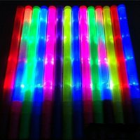 Wholesale Wholesale Lighted Kids Swords - Star Wars lightsabers Electronic Lightsaber Led Flashing Light Sword Toys for Children Luminous Sticks LED Cheer Props