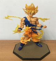 Nuovo Dragonball Z Dragon Ball DBZ Anime Son Goku Vegeta Super Saiyan Trunks 17 centimetri Action Figure Giocattoli originali