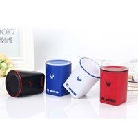 Wholesale Ds Mini Speaker - DS-806 Bluetooth Speaker wireless Handsfree Microphone with FM Radio support TF card