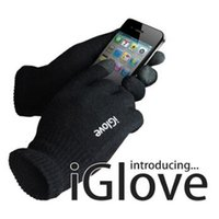 iglove para iphone venda por atacado-10 Cores Multi Finalidade Unisex iGlove Luvas de Tela de Toque Capacitivo Para Unisex Luvas de Inverno Quente Para iphone 2 pcs / par CCA7322 1000 pair