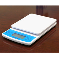 Wholesale Weighing Scales 2kg - Max 3KG Electronic Digital Scales Portable Kitchen Scales Multi Range Mini Food Diet Weight Weighing Balance 0-1kg*0.1  1-2kg*0.2  2-3kg*0.5
