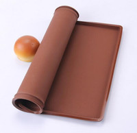 Wholesale Wholesale Bakeware Supplies - Fashion Hot Bakeware kitchen supplies baking pastry tools silicone pad dessert cookie tools baking mat kitchen accessories