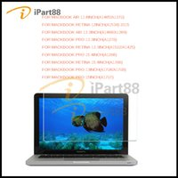 Wholesale Macbook Pro Glass - Wholesale- iPart88 For MacBook PRO 13inch A1706 A1708 2016 Tempered Glass Protective Film, For MacBook PRO 13inch A1706 A1708 2016 Glass
