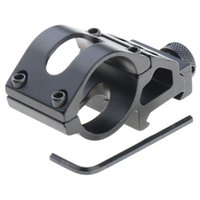 Wholesale 45 Degree mm Ring Picatinny Tactical Rail Mount Fr Scope Flashlight Laser F00121 CAD