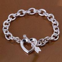 Wholesale Shell Bracelet Kids - H034 Fashion Jewelry Kids Girl Child Bracelets Baby Bracelet Children Bracelets Plated 24K Gold Bracelet Bell Heart Pendant