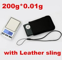 Wholesale Diamond Weighing Scales - Mini Digital Scale 200g 0.01g Jewelry gold Silver diamond 100g scales weight weighing with lanyard