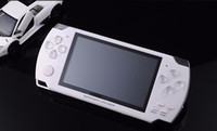 spielkonsole 4.3 großhandel-NEUER VERKAUF 4 GB 4,3-Zoll-PMP-Handspiel-Player MP3 MP4 MP5-Player Video FM-Kamera Portable Game Console