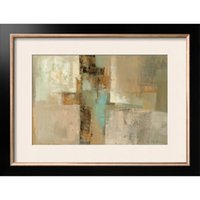 Wholesale decorate wall art abstract modern for sale - Group buy Decorating paintings Silvia Vassileva Peninsula modern abstract art for wall decor hand painted