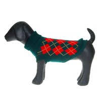 Wholesale Red Dog Sweater Small - Small Pet Dog Cats Winter Warm Apparel Puppy Sweater Coat Clothes XS-XXL