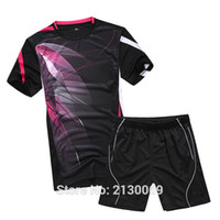 Wholesale Red Shirts Game - new men's badminton men wear shirts Summer Games casual sportswear sportswear - Tennis shirt T-shirt,free shipping