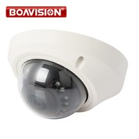 Wholesale cctv outdoor dome - HD 2MP IP Camera 1080P Vandalproof 3.6mm Lens P2P Cloud XMEye iPhone Android View CCTV Security Mini Dome IP Camera Onvif
