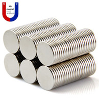 Wholesale 100pcs mm x mm Super strong magnet D10x1mm magnets x1 permanent magnet x1mm rare earth D10 mm mm magnet