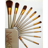 Wholesale Appliance Tools - N3Brushes Makeup Cosmetic Brushes Set Powder Foundation Eyeshadow Lip Brush Tool N3 Make Up Tools Blush Brushes Toiletry Beauty Appliances