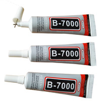 Wholesale Touch Screen Nails - 15ML B7000 Glue For Touch Screen Mobile Phone Frame Epoxy Resin Adhesive Diy Jewelry Nail Art Glass Crystal Jewelry