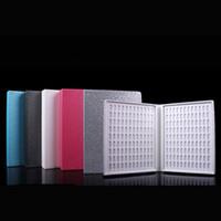 Professional 120 Colors Nail Gel Polish Display Card Book Chart with 130 pcs Nail Tips High Quality