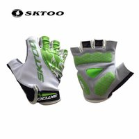 Wholesale Gloves Bycicle - Wholesale-SKTOO mtb bike bicycle cycling gloves half finger guantes ciclismo bicicleta glove bycicle accessories 3 colors