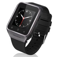 Wholesale Wrist Watch Camera 2mp - S8 1.54inch 3G Dual Core Smart Watch Phone 512M RAM+4G ROM 2MP Camera MP3 MP4 FM Phone Recorder for Android 4.4