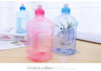 Wholesale 1l Bottles - summer 1 L Gym Workout running Jug convinients Fitness Water Jug Drink Bottle free shipping