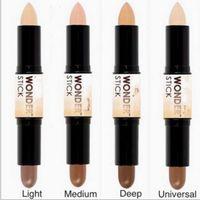 Wholesale remove color - nyx Wonder stick highlights and contours shade stick Light Medium Deep Universal