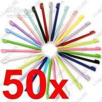 Wholesale Ds Stylus Pens - HOT Color Touch Stylus Pen For NDS NINTENDO DS LITE 2000pcs lot Free shipping