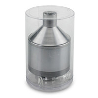 moedor de mão para especiarias venda por atacado-Funil do moinho de mão do moedor da especiaria do pó de Formax420 com um frasco de vidro