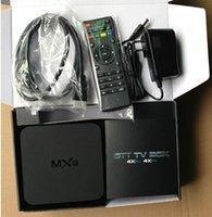 Wholesale Minix Set Top Box - Factory Direct Quad Core Included 1080p (full-hd) Hdmi Minix Mxq New Quad-core Network Set-top Box Stb S805 A Generation of Fat