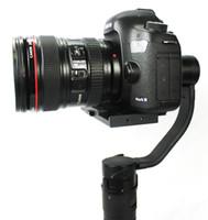 Wholesale Dslr Handheld - Beholder DS1 3-Axis Handhled Gimbal Stabilzier Support Canon 5D 6D 7D DSLR VS MS1 Nebula 4000 lite F16556