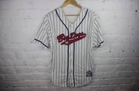 Wholesale Dog Jerseys - BIG DOG Baseball Jersey shirt 90s dad rave stitched