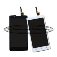 Wholesale order digitizer touch screen for sale - Group buy White Black For Lenovo A2010 a Angus LCD Display with Touch Screen Digitizer assembly Smartphone Replacement Order Tracking