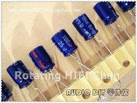Wholesale Wholesale Bp Kits - Odroid NEW sale 50pcs U-BP 100uF 25V 8x11.5 Matsushita Electric Audio Aluminum Electrolytic Capacitor free shipping kit 25v100uf