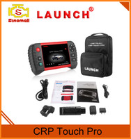 Original-Produkteinführung Creader CRP Touch Pro Komplette Systemdiagnose EPB / dpf / TPMS / Service-Reset / Golo / Wi-Fi Mit B-MW B-ENS Adapter