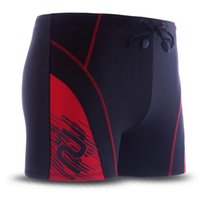 Wholesale Sexy Sport Shorts For Men - Wholesale-#3411 2016 Plus size Swimming trunks Sexy Fashion Sport Quick dry Adult men M-XXL Swimwear men Swimming shorts for men Swimsuits