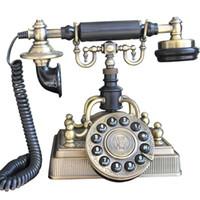 Wholesale Vintage Ship Telephone - ship by EMS,Paramount fashion vintage antique telephone royal 1904