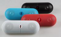 Wholesale f bass - Pill XL Bluetooth Mini Speaker Protable Wireless Stereo Music Sound Box Audio Super Bass TF Slot Hands-free MP3 Player With b f LOGO E-YX