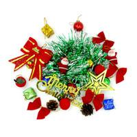 234b42996061c Bolas de regalo de la fiesta de Navidad cajas de regalo accesorios Adornos  Árbol Casa casa Decoraciones Festival Fiesta Colgando Adornos