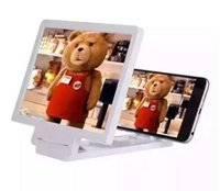Wholesale Video Display Stands - Newest Universal Mobile Phone Screen Amplifier Eyes Protection Display 3D Video Folding Enlarged Expander Stand