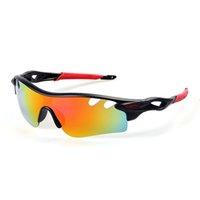 bike sonnenbrille uv großhandel-UV 400 Bike Radfahren Brillen Brillen Brille Outdoor Sports Fahrrad Sonnenbrille Sonnenbrille für Männer Outdoor MTB Fahrrad Ciclismo