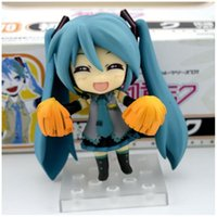 Wholesale Vocaloid Hatsune Miku Action Figure - Exchangeable Vocaloid Hatsune Miku Nendoroid Action Figure Model Collection Toy #170 for Comic and Animation fans