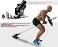 Wholesale Bent Over - T Bar Row Platform Back Machine Bent Over Handle Muscle Exercise